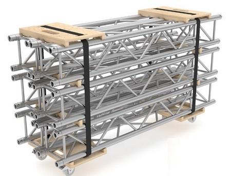kratownica aluminiowa