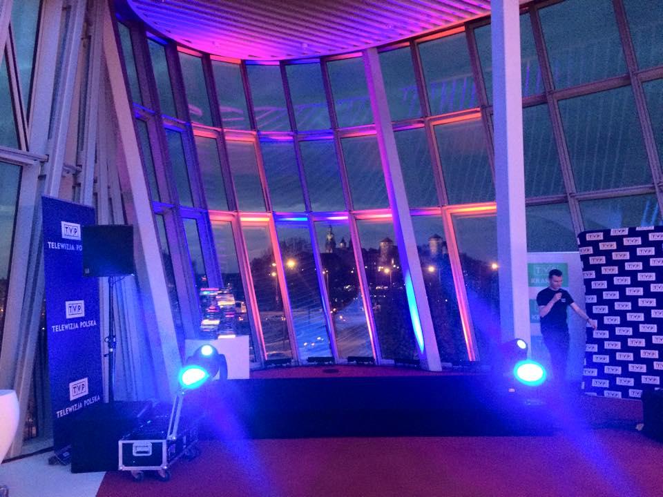 podesty sceniczne na konferencje krakow